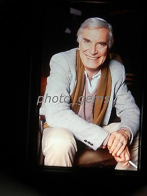 Martin Landau Original 35mm Color Promo Slide