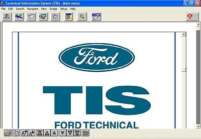 Manuale Officina Ford Tis 7.03 Workshop Fiesta Focus Ka Streetka Maverick Mondeo