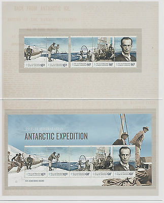2014 AAT - Australian Antarctic Expedition Stamp Pack - Unopened - FREE P&H