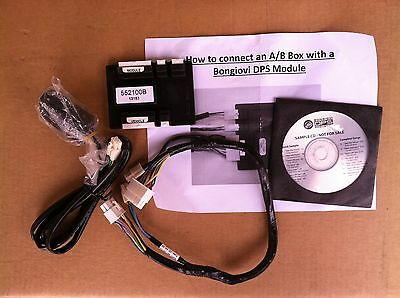 Hyundai Bongiovi Acoustics Digital DPS A/B switch kit OEM NEW PT# 000050 ADU00