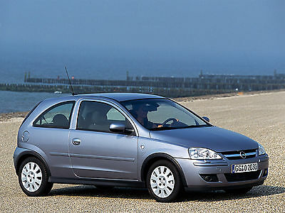 Manuale Officina Opel Corsa C 2000 - 2003 Workshop Manual Service