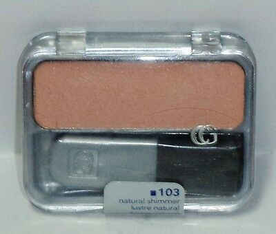 Covergirl Cheekers Blush NATURAL SHIMMER #103 In Sealed Compact