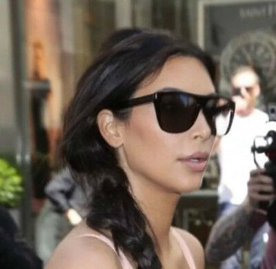RARE NEW Genuine YSL YVES SAINT LAURENT Black Kardashian Sunglasses SL 1 SL 1/S