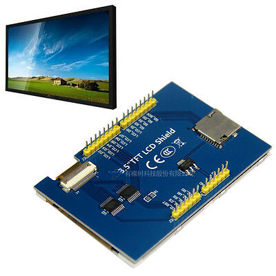 "Hot! 3.5"" Inch LCD Screen Module Supports For Mega2560 HD 320*480 for Arduino TB"