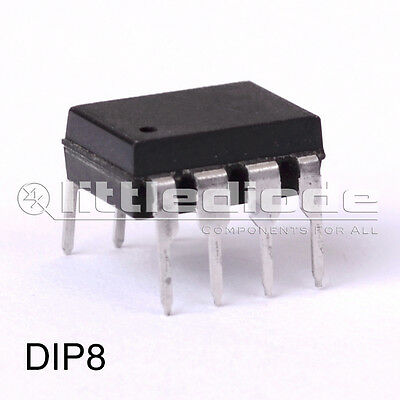 PS2501-2 Opto Optocoupler Case DIP8 Make Isocom