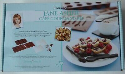Jane Asher Cafe Gourmand Chocolate And Cake Kit By Kitchen Craft