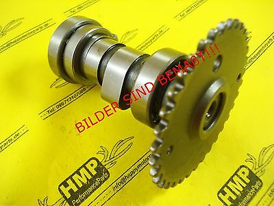 Scooter / Scooter / GY6 HMParts Camshaft mit Control chain gear - 150 ccm