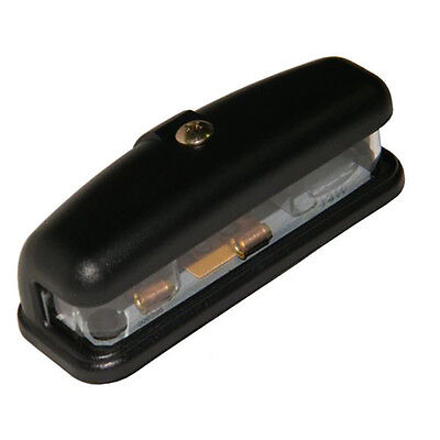 Land Rover 90, 110 Rear Number Plate Light / Lamp - Bearmach - PRC7255R