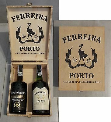 Ferreira Porto 1985 - 20 years old Port duque de braganca - Superiore White