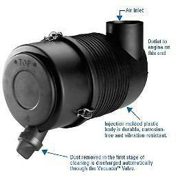 Donaldson G042545 FPG Air Filter Housing, Everything Included To Install!