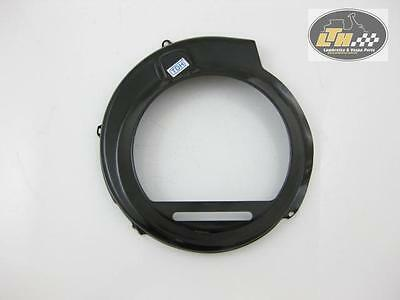 Flywheel cover black LML Vespa PX