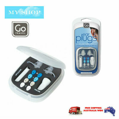 Go Travel Z Zone Custom Fit Ear Plugs With Great Noise Reduction