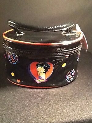 Betty Boop - Round Tote Purse