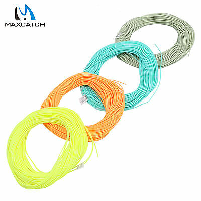 Floating Fly Line WF 2/3/4/5/6/7/8F Trout Fly Fishing Line With Loop Connector