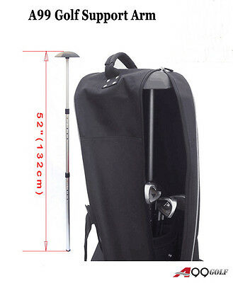 A99 Golf Support Arm for Travel Cover Bag Stiff Arm Club Protector