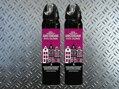 BUYER BEWARE 2 Maximum Impact Cleaning Solvent Ethyl Chloride Cleaner Spray