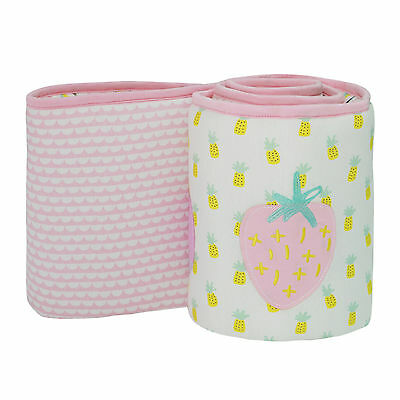 NEW Berry Sweet Cot Bumper