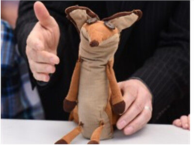 """21"""" Lovely film The Little Prince Le Petit Prince 53cm Fox Cloth Doll Puppet Toy"""