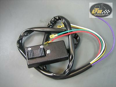 Indicator switch 6 Cable Vespa PX Lusso