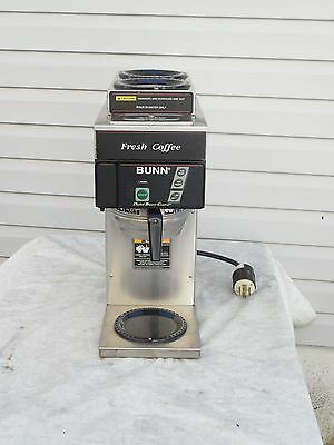 Bunn CDBCP 35 1L/2U Digital Automatic Coffee Brewer Maker Machine w/ pourover