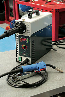 LATEST TECHNOLOGY HI-TECH INVERTER MIG WELDER • Welds steel or alloy