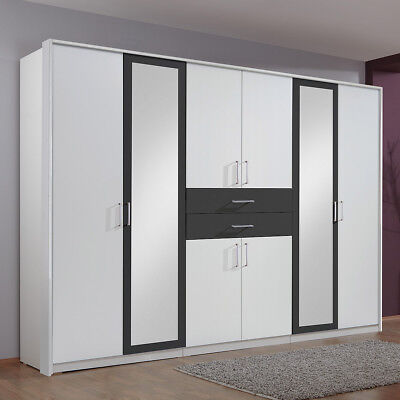 eck kleiderschrank begehbar eur 35 00 picclick de. Black Bedroom Furniture Sets. Home Design Ideas