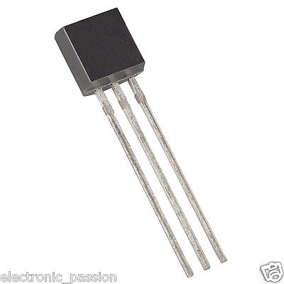 20 PCS x MPSA42  High Voltage NPN  Transistor  Electronic Components TO92