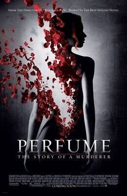 PERFUME MOVIE POSTER Double Sided ORIGINAL 27x40