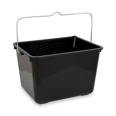 Plastic-Bucket for Water Paste Paint Hard-Wearing Mixing Tub 8L DIY