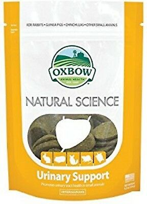 Oxbow Natural Science Urinary Support Tablets x 60. Fast Dispatch.