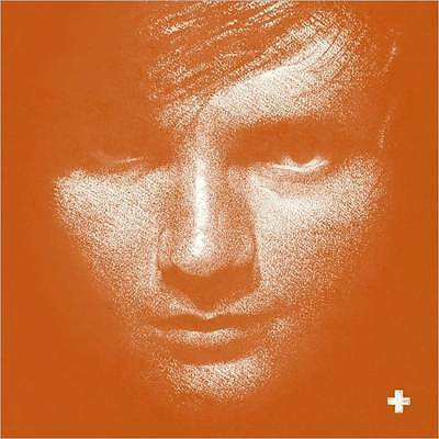 Plus Sign - Ed Sheeran - CD New Sealed