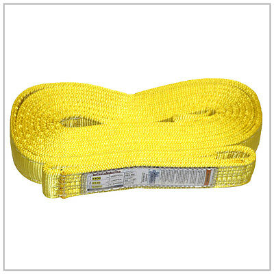 TUFF TAG Nylon Lifting Sling / Tow Strap EE2-902 x 10ft