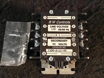 Ametek B/W Controls 1500-A-L1-S4-Oc-X Liquid Level Control Relay