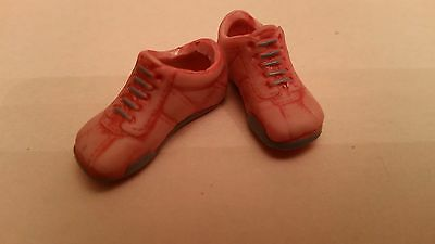 OHC - doll Shoes (PINK TENNIS SHOES/SNEAKERS) Fit Momoko, Blythe, & OHC Dolls