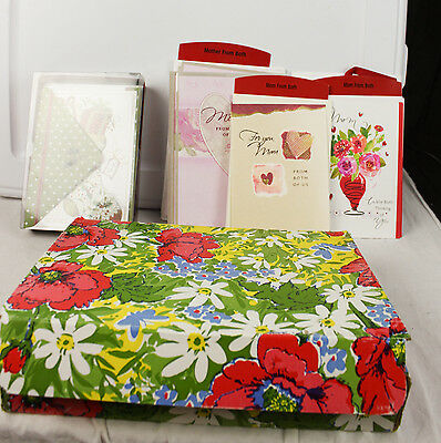 Large lot of hundreds of greeting cards for all occasions unused With Envelopes