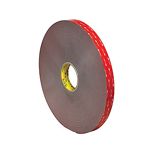 3M 4941 VHB Tape 12mm x 33m - 1.1mm thick x 1 Rolls