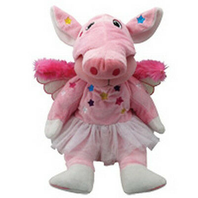 """Skansen Cuddly Kid """"snortelina"""" The Flying Pig Bear Mint With Mint Tag"""