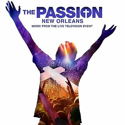 THE PASSION : NEW ORLEANS (Original Motion Picture Soundtrack)  - CD  Sealed