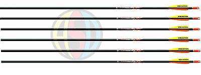 Easton XX75 Tribute Arrows Precise Aluminium Arrows Custom Sizes & Quantity