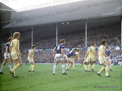 Leicester V Leeds United, 16th May 1977