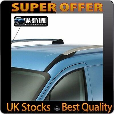 Ford Courier Tempest Roof Rails Oem Quality Easy Fit 2014-On Uk Stock
