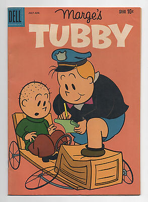 Dell Comics  Marge's Tubby  41  1960