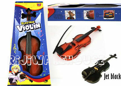 New Electric Violin for Kids/Kids musical instrument-Musical Toy Violin with Bow