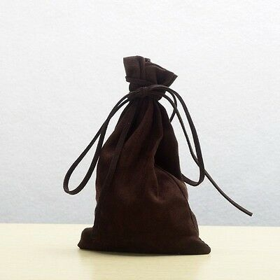 Medieval/Larp/Pagan/Reenactment Coin Pouch Drawstring Coin Bag Unisex Purse