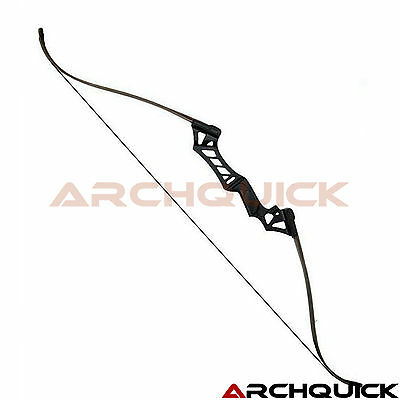 Recurve Bow Archery Aluminum Riser takedown Hunting Bow Target Shooting