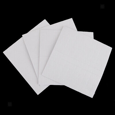 400 Foam Pad Double-Side Adhesive Sticky Fixer Card Making Decoupage 1mm,2mm,3mm
