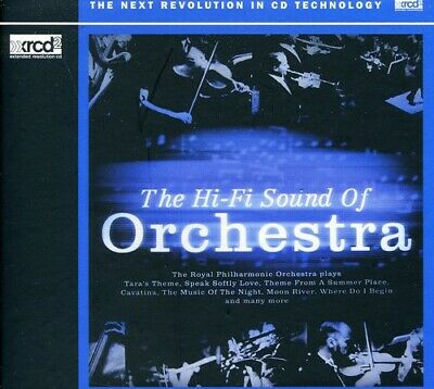 Hi-Fi Sound Of Orchestra - Royal Philharmonic Orchestra (2012, CD NUOVO)