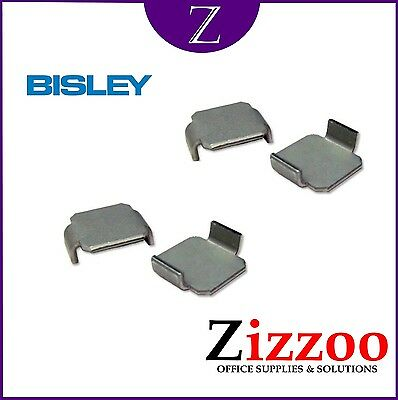 Bisley Shelf Clips 8589 For Cupboard Fittings Set Of 4