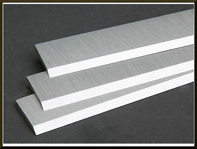 (3) 15 x 1 x 1/8 M2 HSS Planer Knives for Delta Planers and others