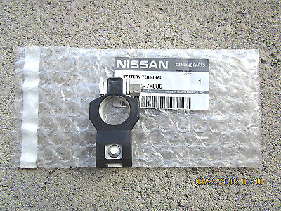 05- 12 Nissan Pathfinder Base S Sv Xe Se Battery Positive Terminal Connector New